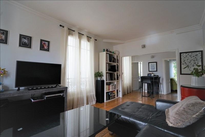 Venta  apartamento Asnieres sur seine 410000€ - Fotografía 2