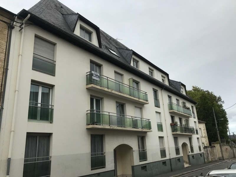 Vente appartement Caen 165000€ - Photo 1