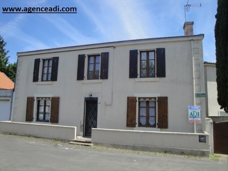 Vente maison / villa Mougon 106 000€ - Photo 1