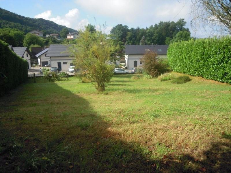 Vente terrain Nonglard 220500€ - Photo 1