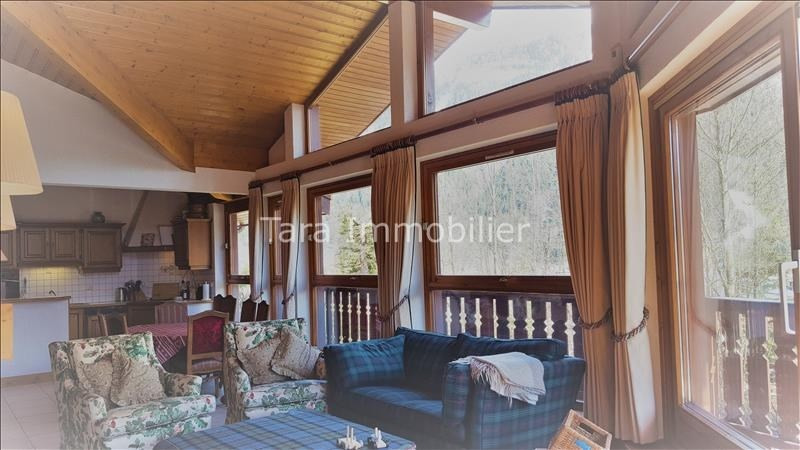 Vente de prestige appartement Chamonix mont blanc 1 100 000€ - Photo 4
