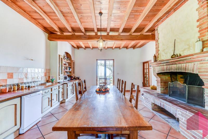Deluxe sale house / villa Villefranche de lauragais secteur 520000€ - Picture 9