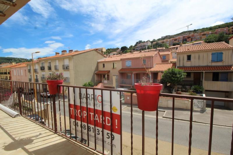 Vente appartement Port vendres 115000€ - Photo 1