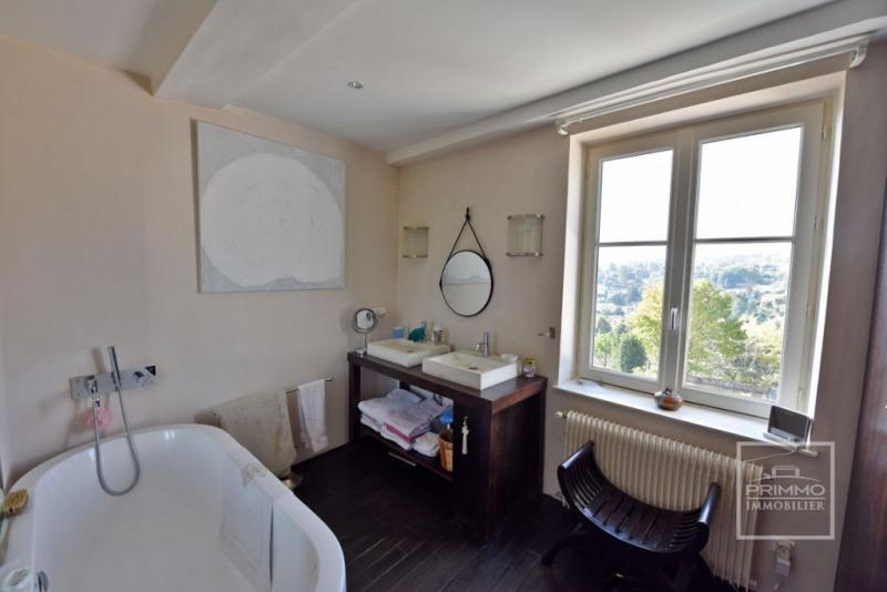 Vente de prestige maison / villa Saint cyr au mont d'or 1280000€ - Photo 8