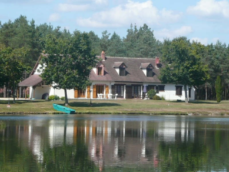 Vente maison / villa Vouzeron 520 000€ - Photo 1