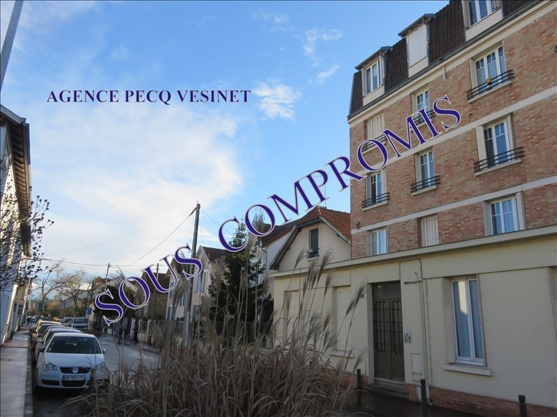 Vente appartement Le pecq 160 000€ - Photo 1