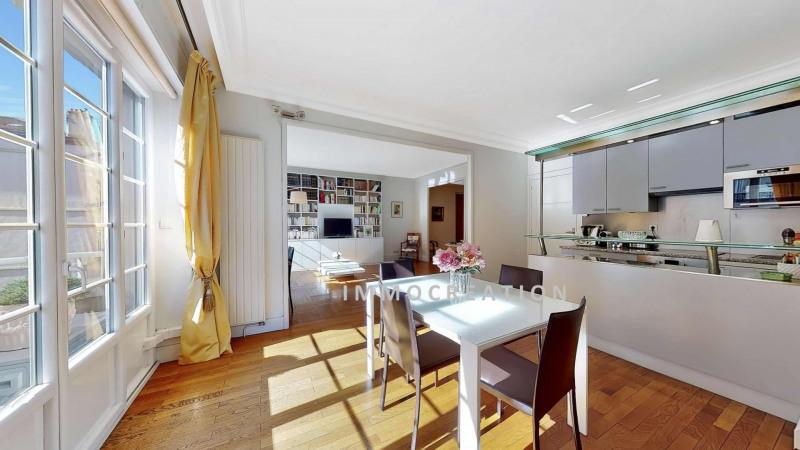 Vente de prestige appartement Lyon 6ème 580000€ - Photo 3