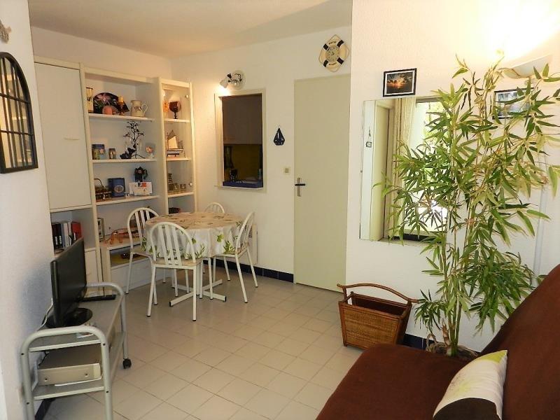 Sale apartment La grande motte 131000€ - Picture 3