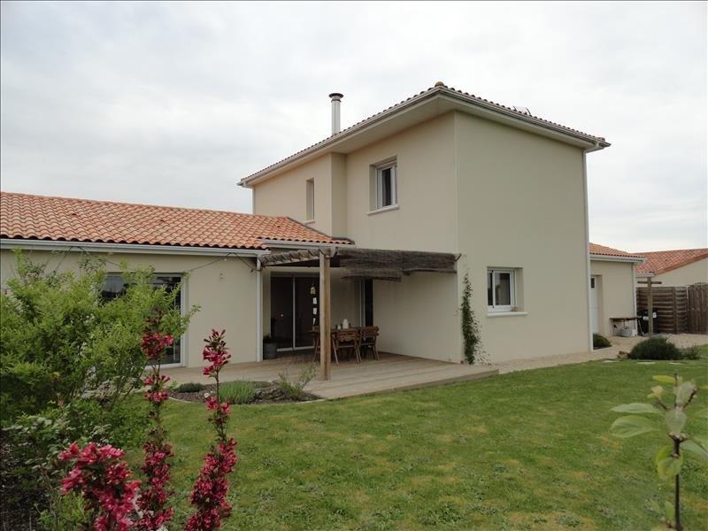 Sale house / villa St germain sur moine 284900€ - Picture 1