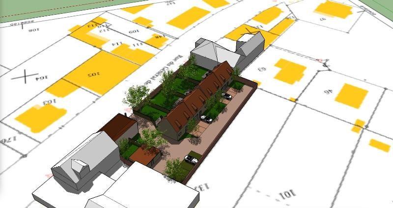 Venta  terreno Wasselonne 374500€ - Fotografía 4