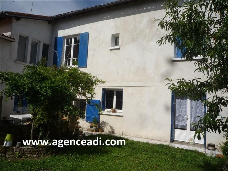 Vente maison / villa St maixent l ecole 126000€ - Photo 3
