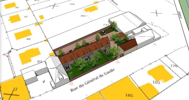 Venta  terreno Wasselonne 374500€ - Fotografía 3