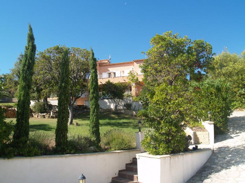 Location temporaire maison / villa Les issambres 2072€ CC - Photo 4