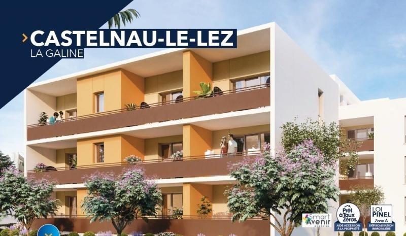 Sale apartment Montpellier 254000€ - Picture 1