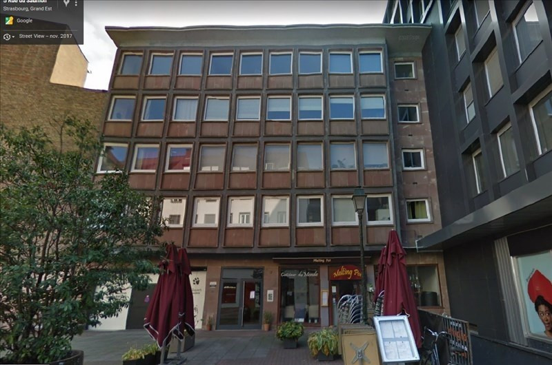 Rental apartment Strasbourg 459€ CC - Picture 1