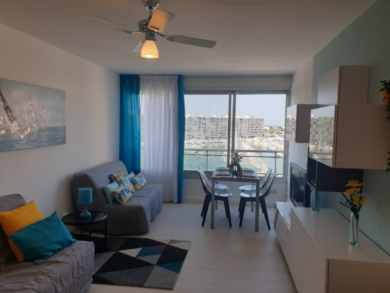 Vacation rental apartment Carnon plage 550€ - Picture 2