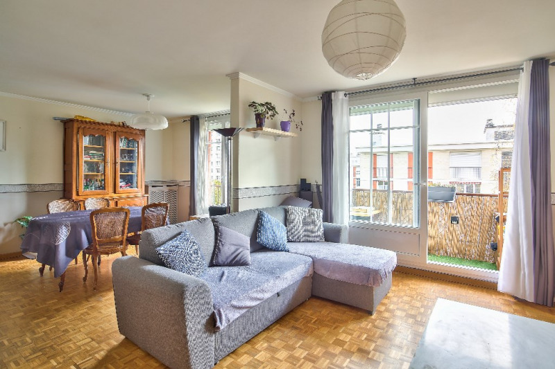 Sale apartment Bougival 383000€ - Picture 1
