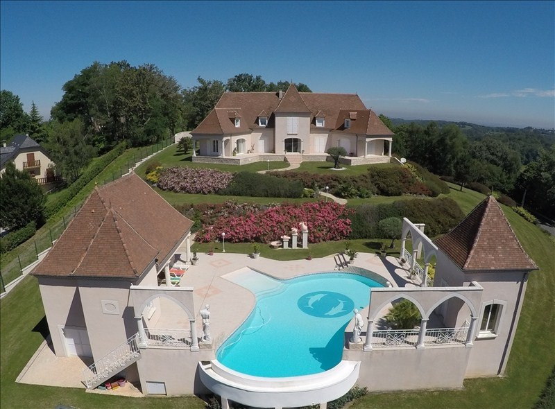 Deluxe sale house / villa Pau 1 080 000€ - Picture 1