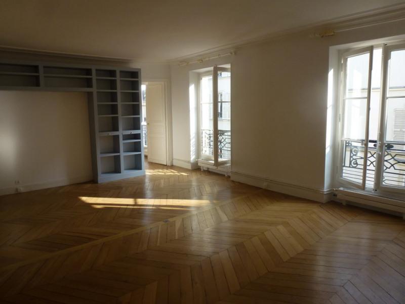 Rental apartment Paris 7ème 2800€ CC - Picture 8