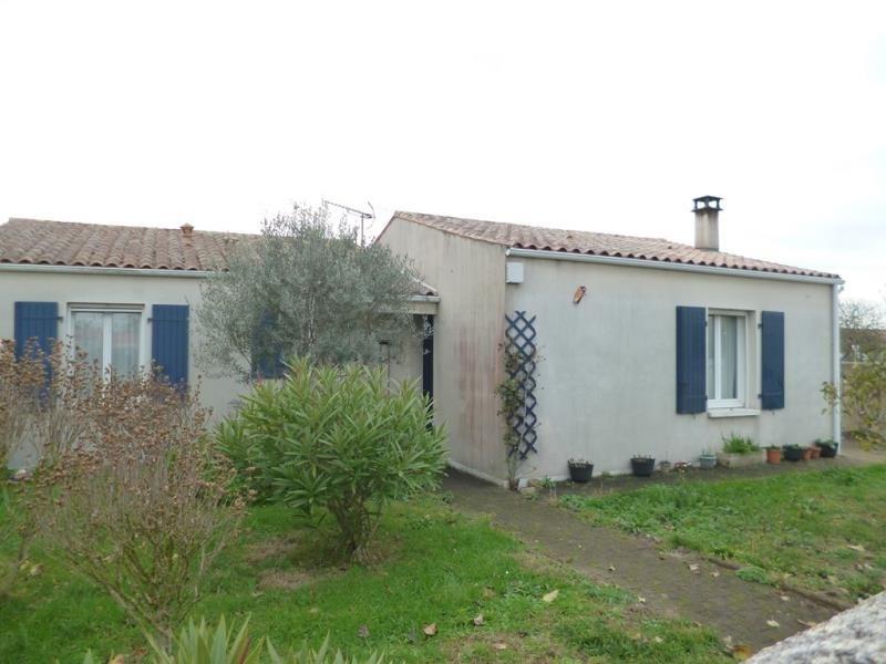 Vente maison / villa St denis d'oleron 291200€ - Photo 2