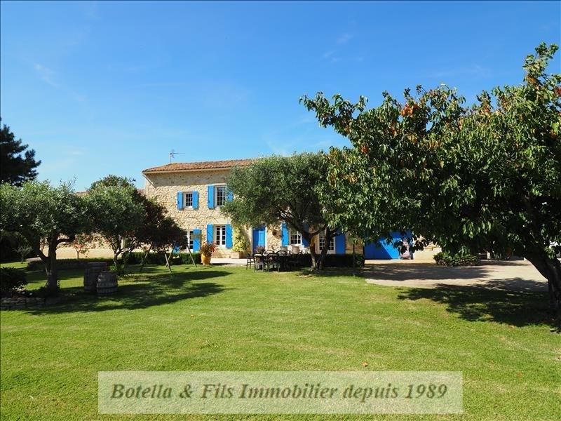 Immobile residenziali di prestigio casa Pont st esprit 558000€ - Fotografia 3