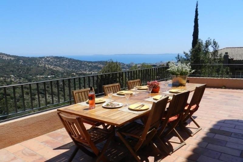 Deluxe sale house / villa Bormes les mimosas 1092000€ - Picture 2