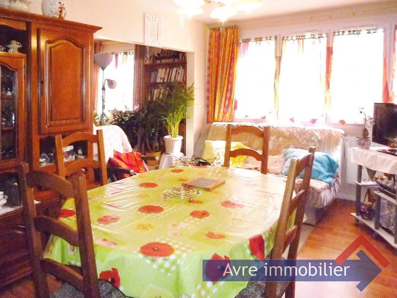 Vente appartement Verneuil d'avre et d'iton 55 000€ - Photo 4