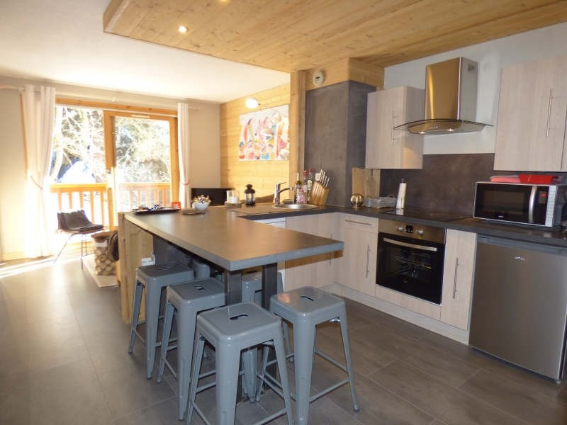Sale apartment Meribel 385 000€ - Picture 1