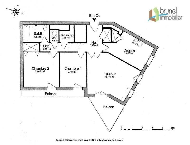Vente appartement Creteil 172000€ - Photo 2