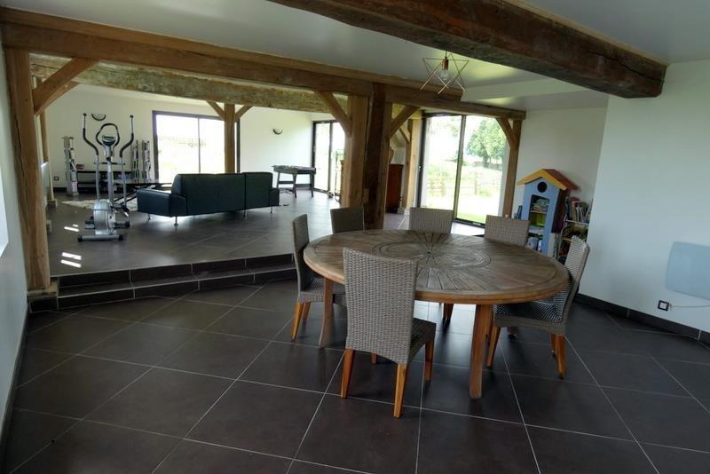 Sale house / villa Conches en ouche 305000€ - Picture 4