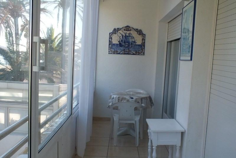 Vermietung von ferienwohnung wohnung Roses santa-margarita 360€ - Fotografie 9