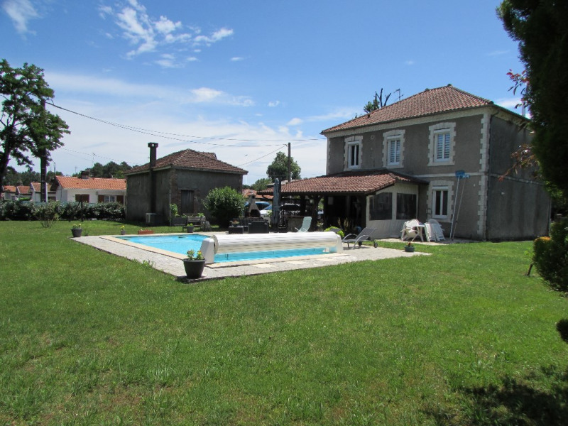 Vente maison / villa Castets 379 000€ - Photo 2