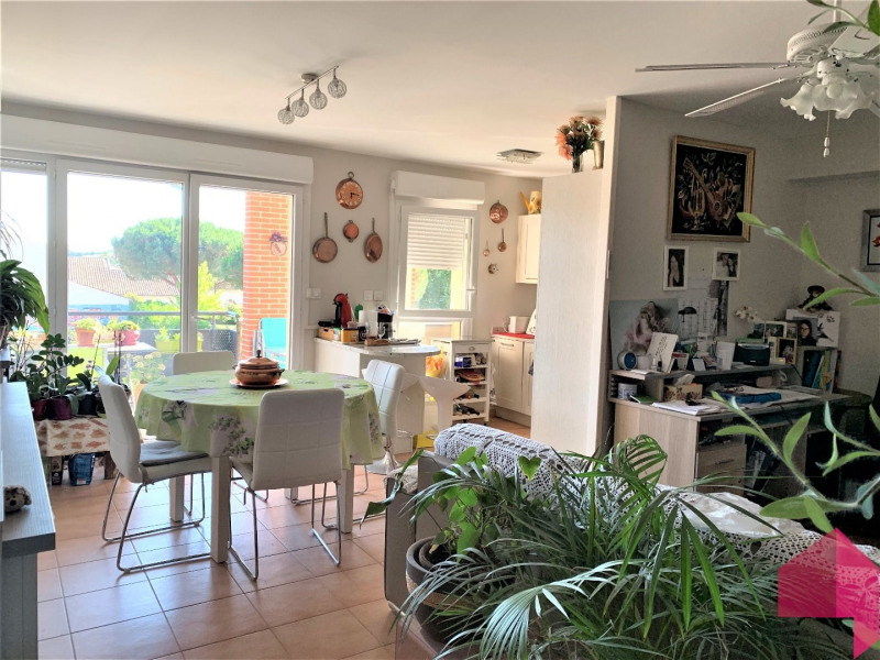 Vente appartement Quint fonsegrives 198 000€ - Photo 2