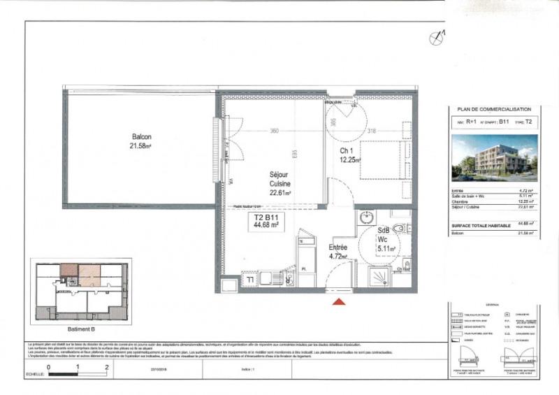 Venta  apartamento Reze 167000€ - Fotografía 4
