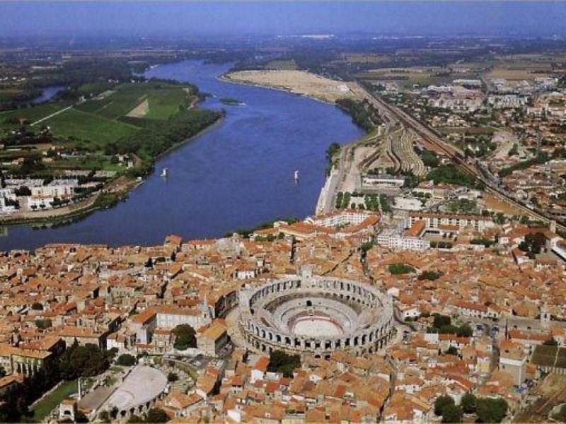 Vente terrain Arles 580000€ - Photo 1