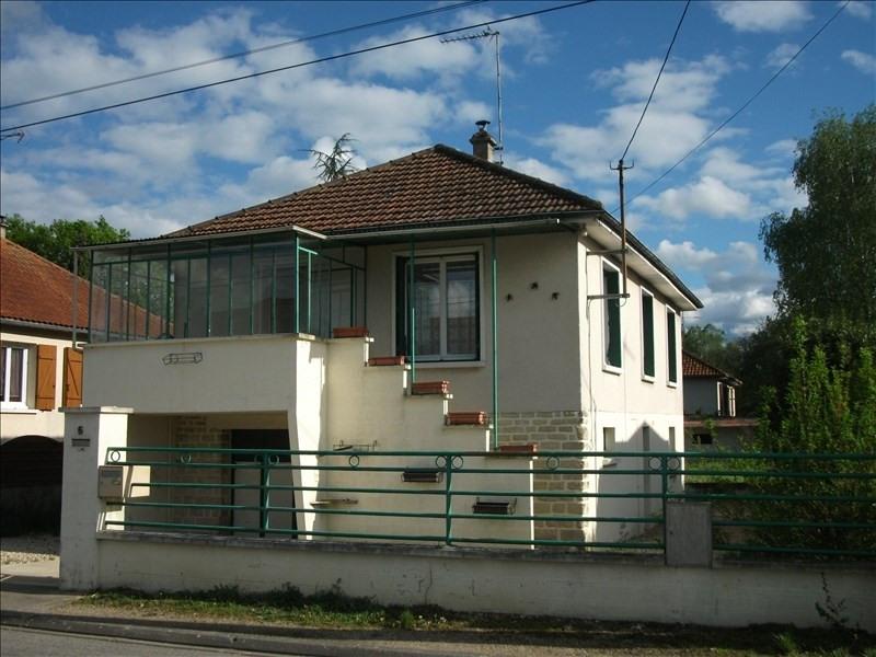 Vente maison / villa Brienon sur armancon 95000€ - Photo 1