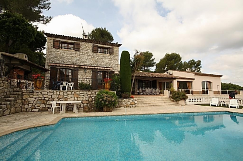 Deluxe sale house / villa Vallauris 1 785 000€ - Picture 8