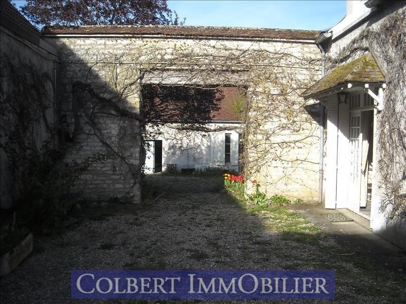 Venta  casa Coulanges la vineuse 205000€ - Fotografía 5