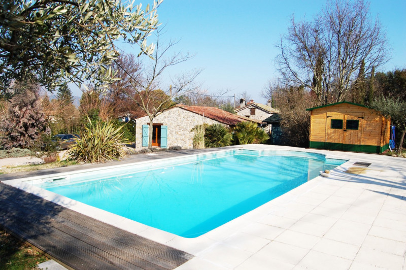 Deluxe sale house / villa Fayence 780 000€ - Picture 1