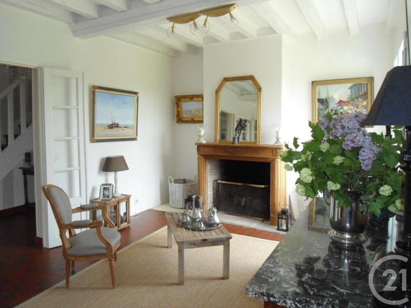 Revenda residencial de prestígio casa Trouville sur mer 695000€ - Fotografia 9