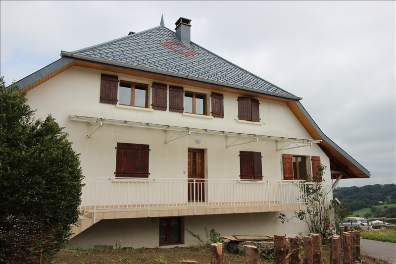 Rental apartment Arbusigny 920€ CC - Picture 1