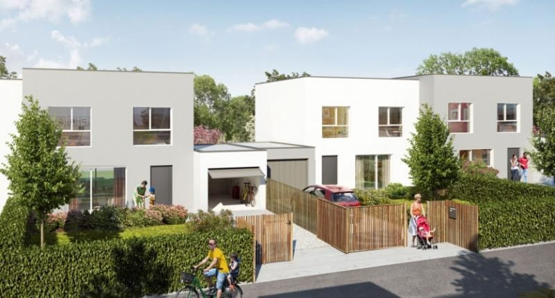 Sale house / villa Le rheu 278400€ - Picture 1