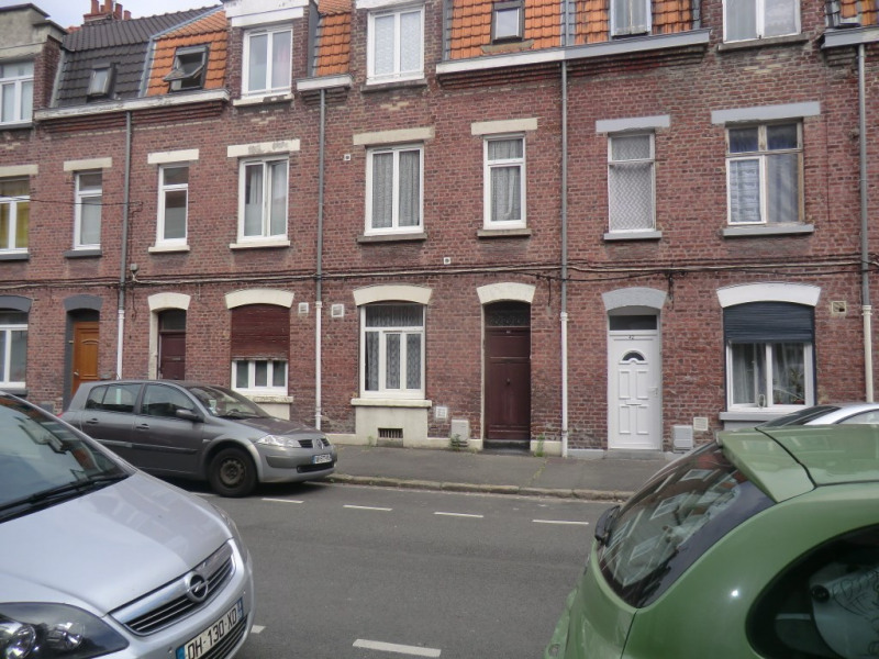 Vente maison / villa Lille 119000€ - Photo 2