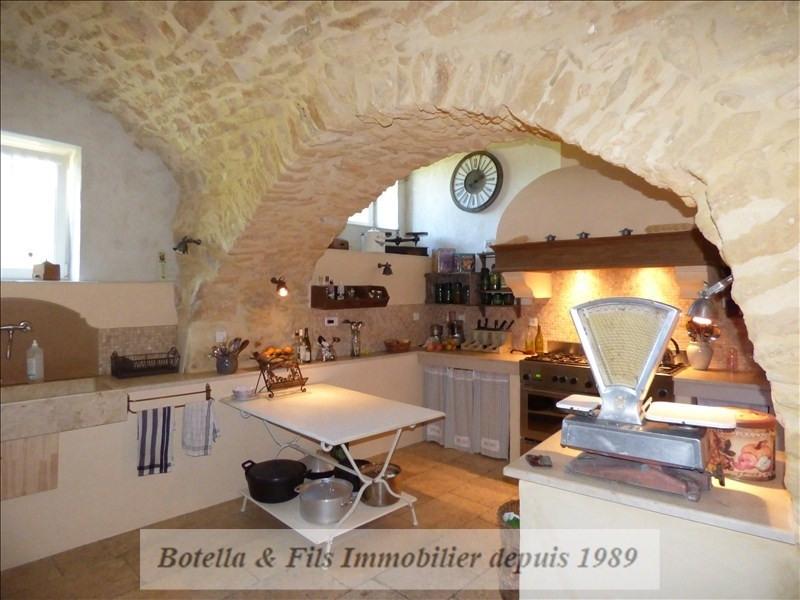 Verkoop van prestige  huis Uzes 790000€ - Foto 5