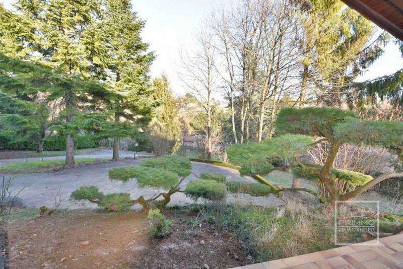 Vente de prestige maison / villa Saint didier au mont d'or 965000€ - Photo 11