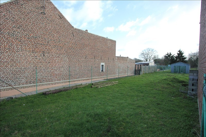 Vente terrain Douai 50 000€ - Photo 1