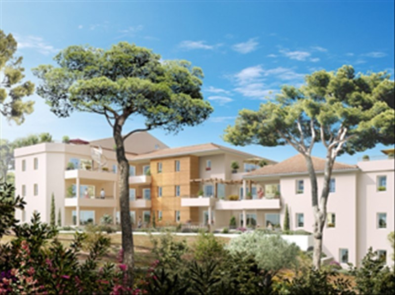 Sale apartment Toulon 281 000€ - Picture 1
