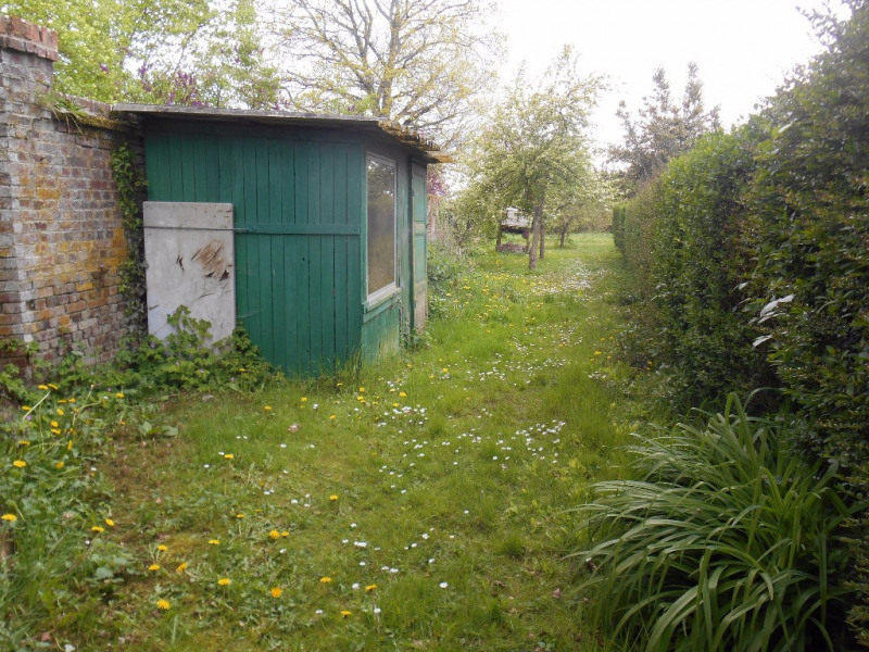 Venta  casa Crevecoeur le grand 174000€ - Fotografía 10