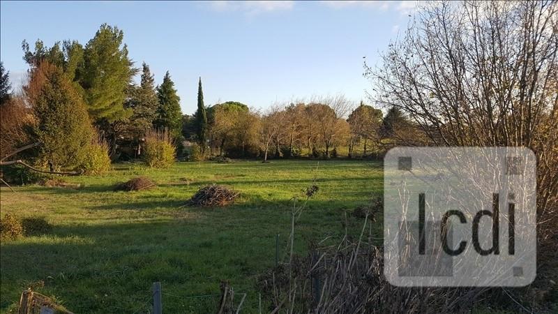 Vente terrain Donzère 74100€ - Photo 1