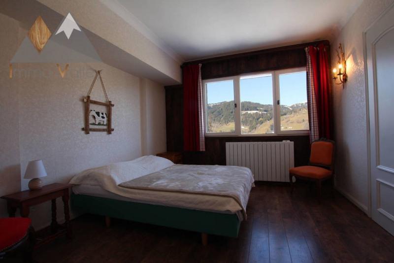 Vente de prestige appartement Megève 997500€ - Photo 4